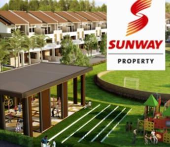 PG southern NEW 3 storey house - Batu Maung