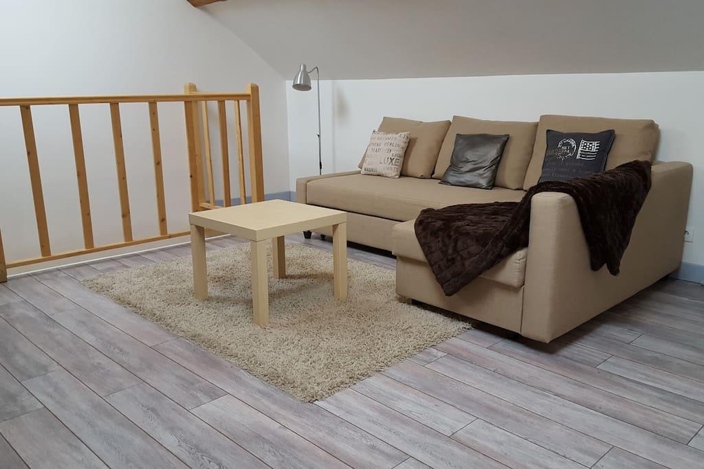 Appartement entier meubl en duplex appartements louer - Location appartement meuble ile de france ...