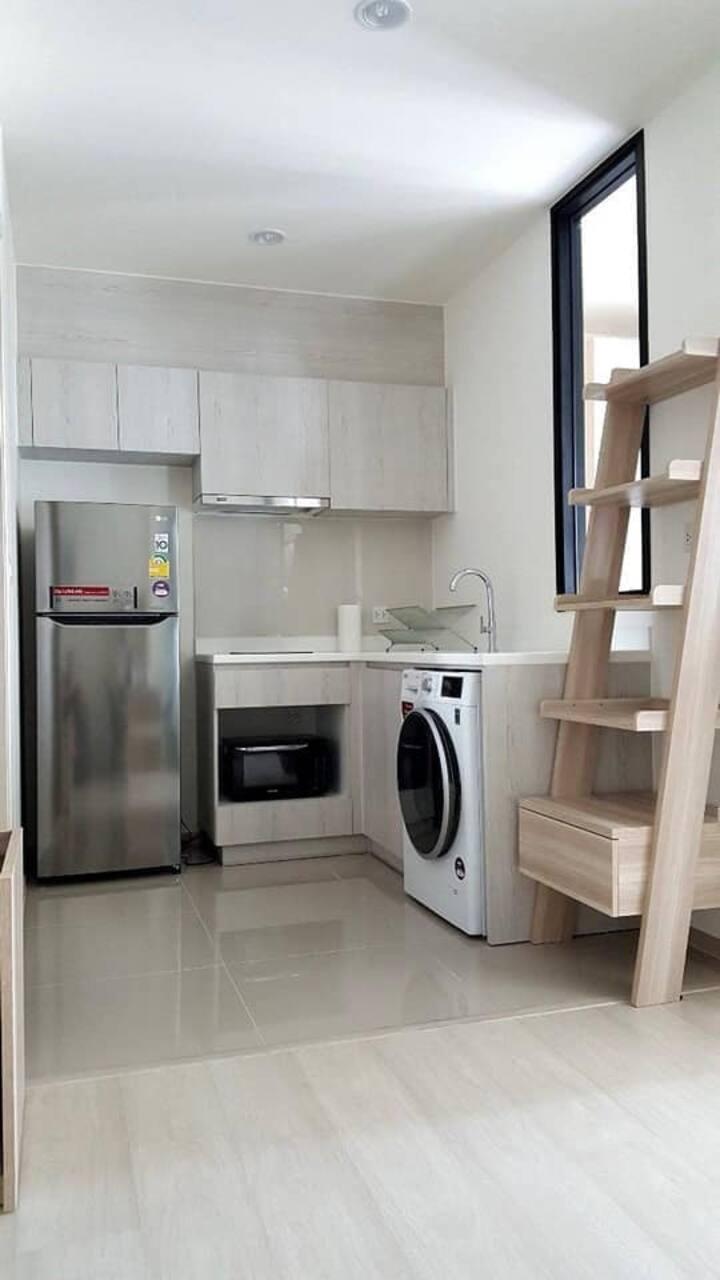 TCGreen Flat/ Comfy room