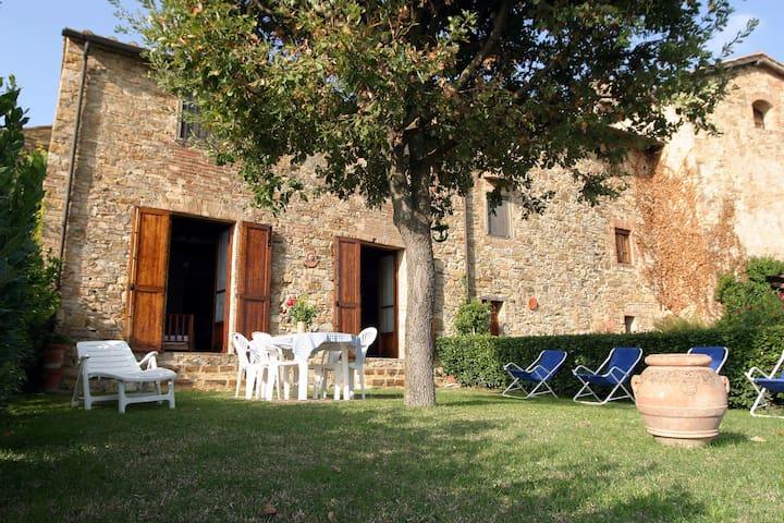 Vacanze nel cuore del chianti - Castellina in Chianti - Daire