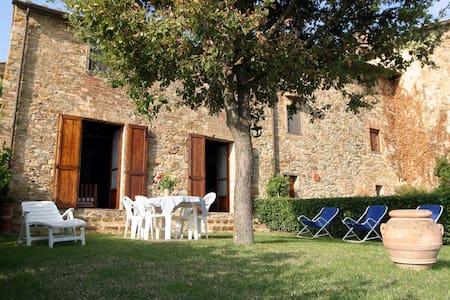 Vacanze nel cuore del chianti - Castellina in Chianti - Apartamento