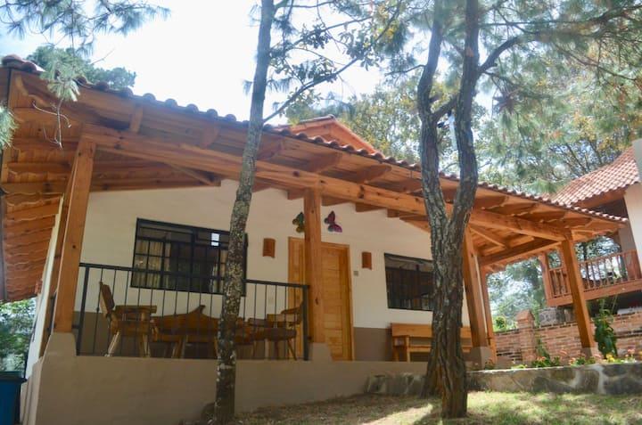 Casa Mesura - Cabaña en Mazamitla..