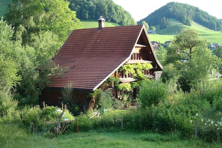 Ferienwohnung in ländlicher Idylle