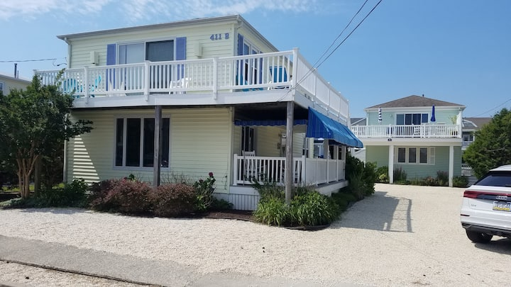 Stone Harbor Duplex - Walk to Everything