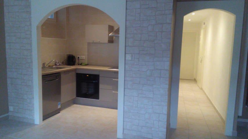 Location d'un appartement à Aubenas, Ardèche