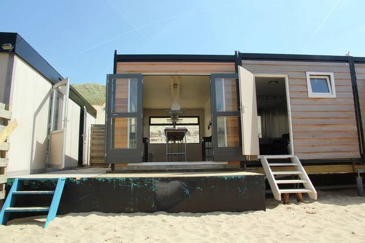 Beautiful Holiday Home in Castricum Aan Zee with Dune Views