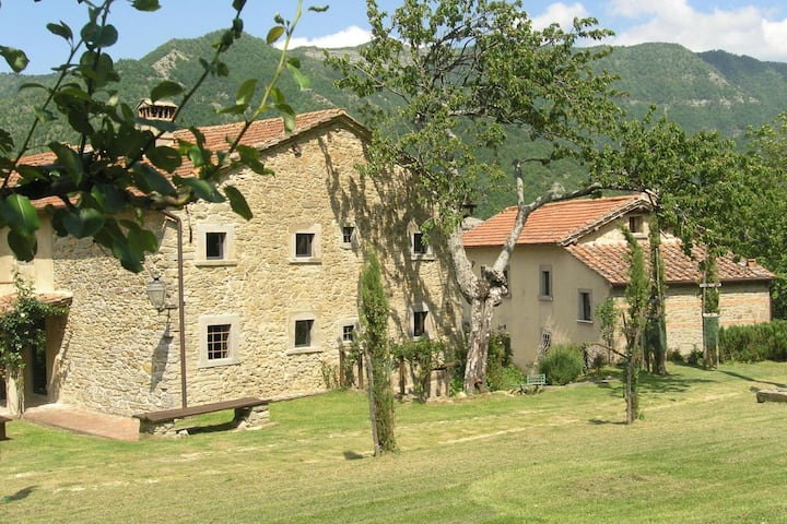 Cosy Holiday Home in San Godenzo with Pool