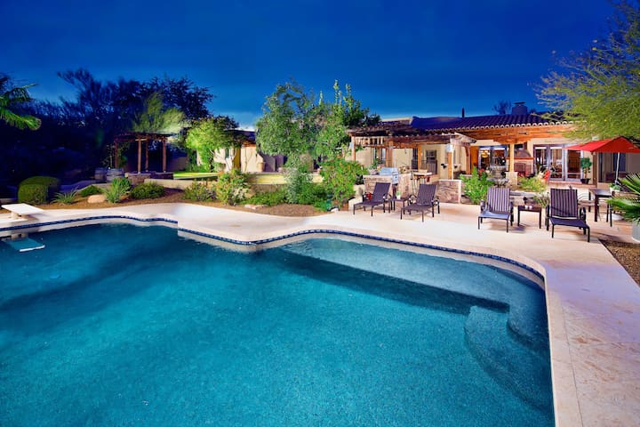 Heated Pool, Bocce Court, Game Room, & Concierge