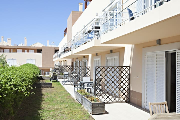 Cabanas Gardens - T1 Pool View - Cabanas de tavira - อพาร์ทเมนท์
