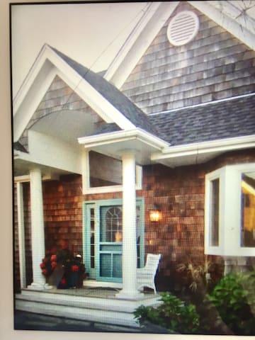 Hamptons Cottage Style
