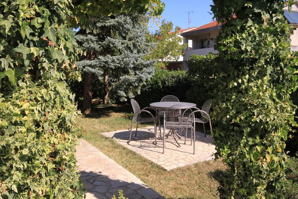 Terrace, Surface: 10 m²
