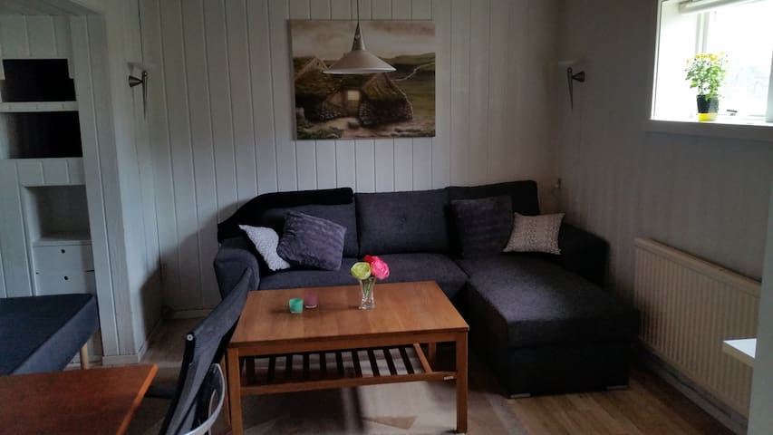 Small apartment in the middle of Thorshavn - Tórshavn - Leilighet
