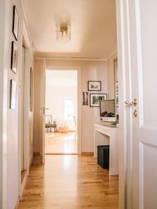 Room in modern flat - very central - Stavanger - Appartamento