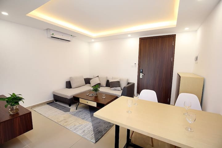 A comfortable apartment near Nguyen Truong To str