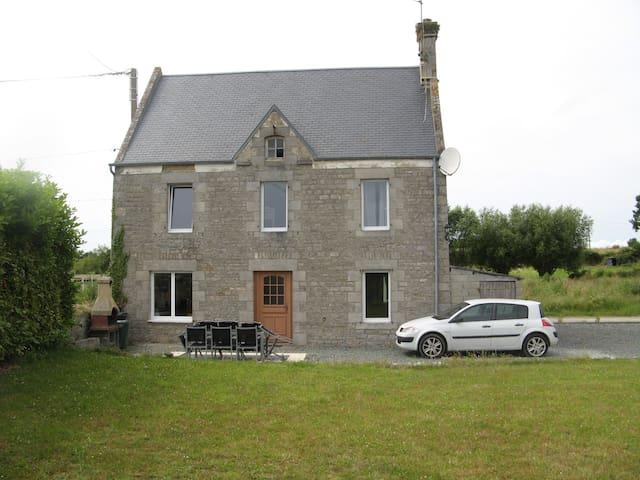 LE PETIT RENOUF - Lingreville - Haus