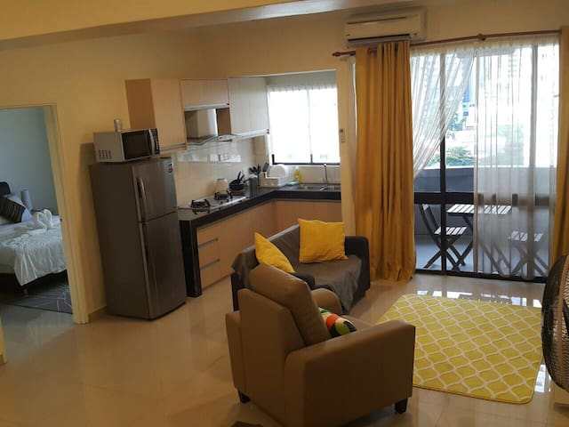 *New* Cosy Apartment,KLCC - Kuala Lumpur - Apartment