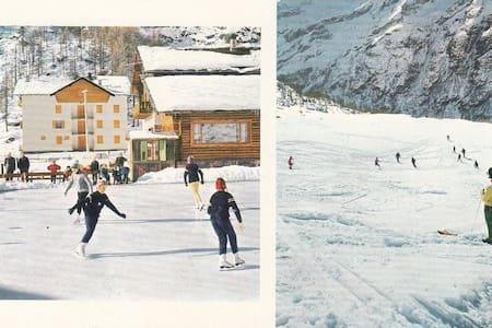 Monte Rosa Ski Group apartment