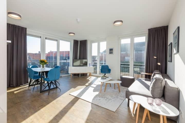 Appartement de luxe à Zoutelande près de la plage