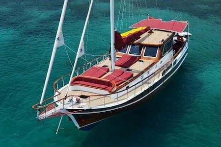 Nazcan is a standard gulet based in Bodrum - Bodrum - Boot