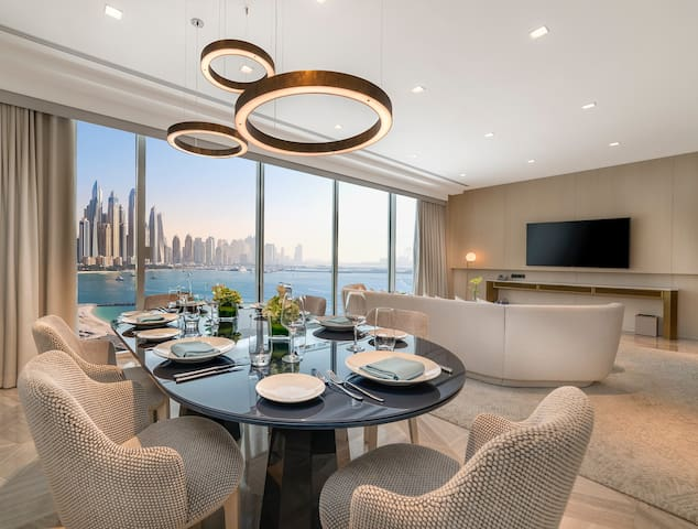 Five Palm Luxury sea view 2 bedroom apartment
