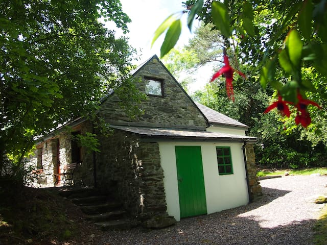 Timmys cottage, traditional secluded Irish cottage - Bantry - Stuga