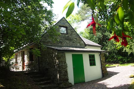 Timmys cottage, traditional secluded Irish cottage - Bantry - 통나무집