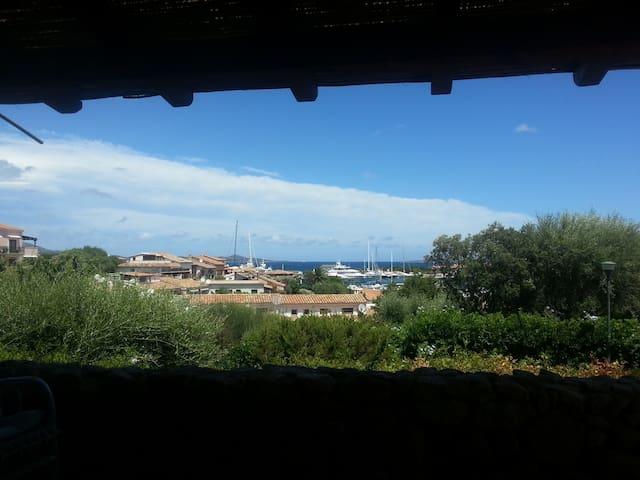 Sardegna Costa Smeralda Porto Rotondo Sul Mare - Porto Rotondo - Adosado