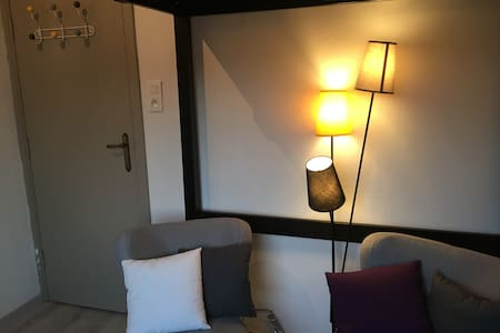 Cosy room with private bathroom! - Antwerpen - House