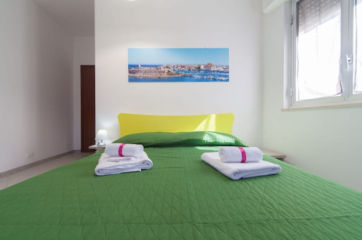 AppartamentiDueC Uno Verde X2