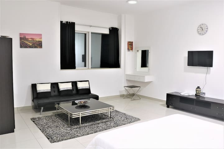 Spacious large private room with breathtaking view