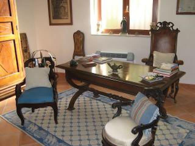 Casa padronale del '700 della Famiglia Castelli