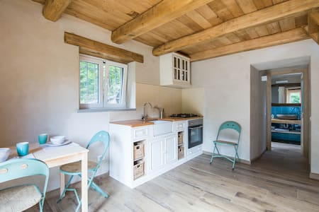 Lo Scau Little Cottage in the Ligurian Countryside