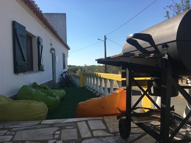 Trace Villa, Alcoutim, Algarve
