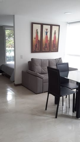 Beautiful and excellent located new apartment