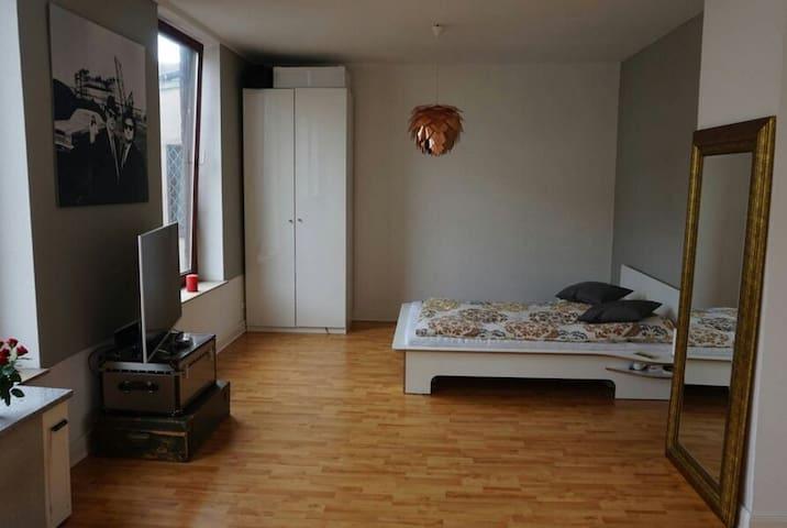 Sehr Einzimmerwohnung - Torino - Apartamento