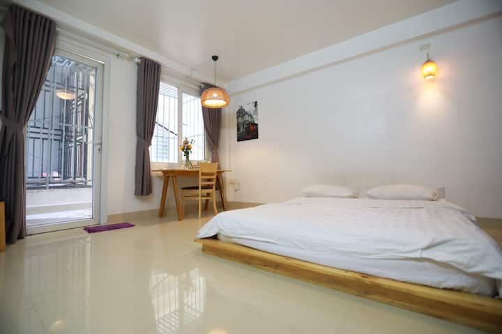 Full Furnish apartment, near Benthanh,FREE laundry