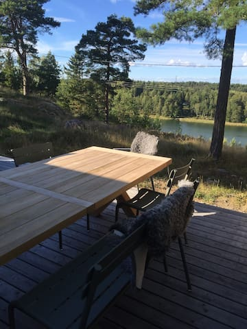 A luxury house in the archipelago with sea view - Värmdö SV