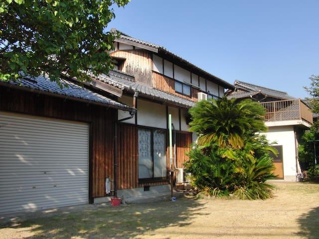 港に近い静かな家です。 - Imabari-shi - Ev