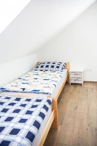 Druhá spálňa  /Second bedroom/