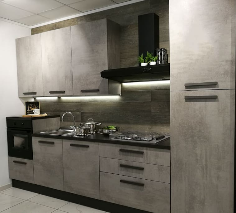 Kitchen - Exposition sample