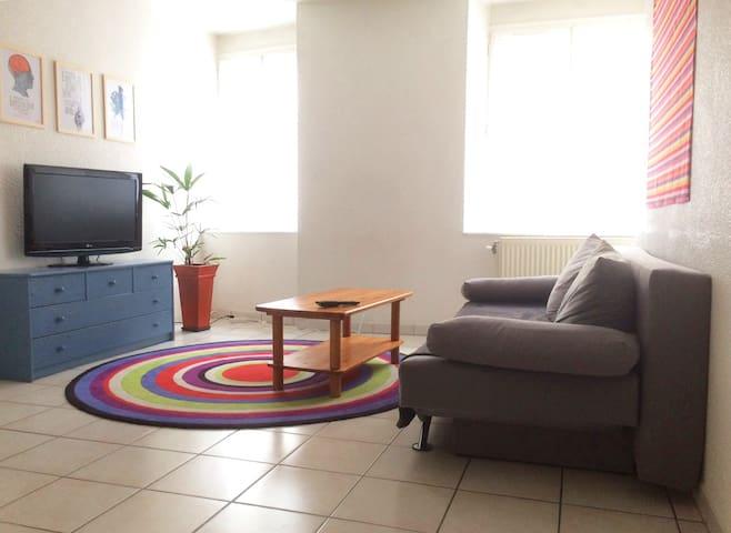 Appartement hyper centre au calme - Valence - Apartment