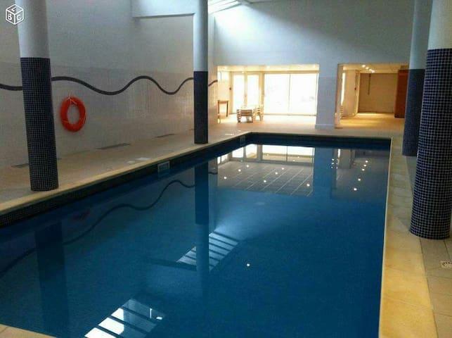 Bienvenue chez nous jusqu'à 7 couchages piscine