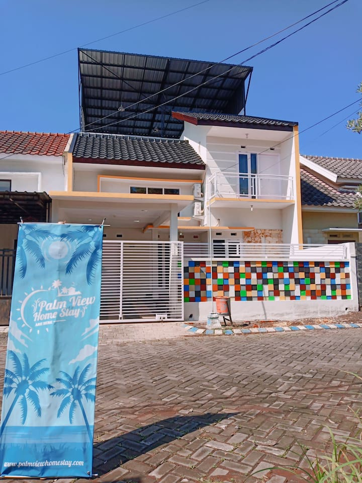 Palmview Homestay Griya Dwiga Malang 3 Floor Villas For Rent In Kecamatan Lowokwaru