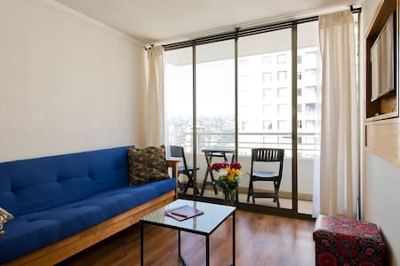 Central - Wifi - Netflix - Vista - Valparaíso - Appartamento