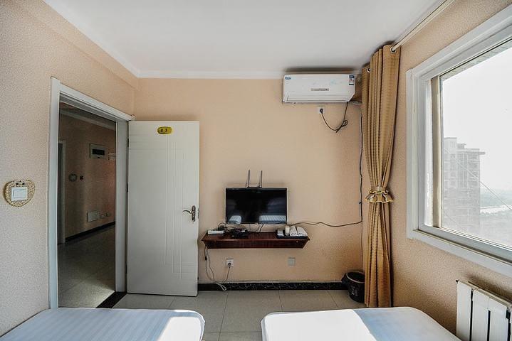 西安北站3居室6人套房 - Xian Shi