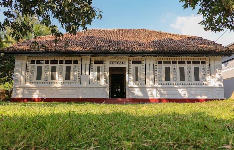 Villa Rosa Blanca - Double room with Patio-Non A/c
