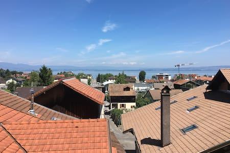 Appartement proche Lac Léman - Publier