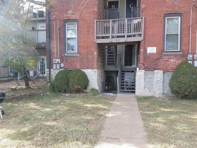 Main Access/Backyard