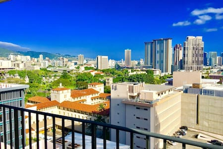 ALOHA! Come stay in downtown Hawaii! - 火奴鲁鲁 - 公寓