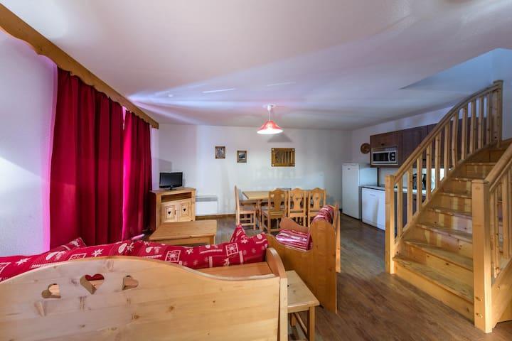 Bel Appartement Spacieux | Accès Sauna, Nature + Culture